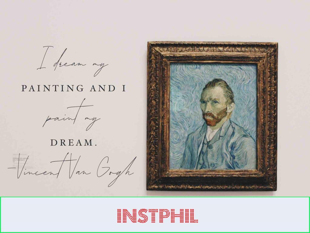 Vincent Van Gough quote