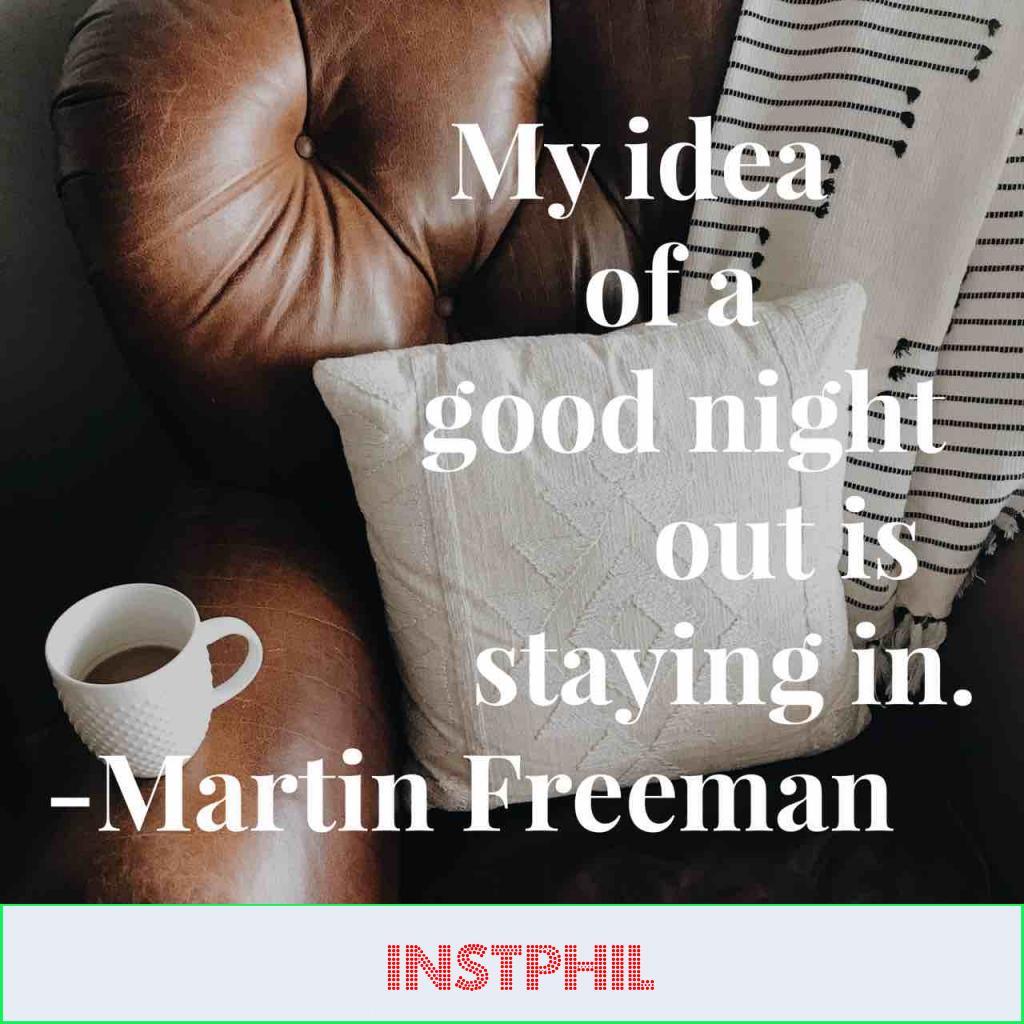 Martin Freeman quote