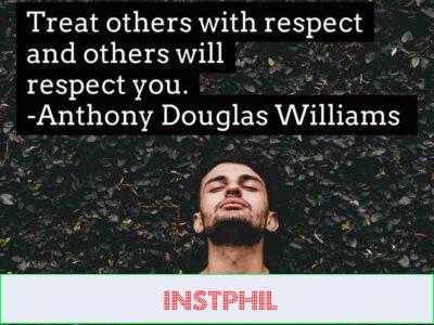 Anthony Williams quote